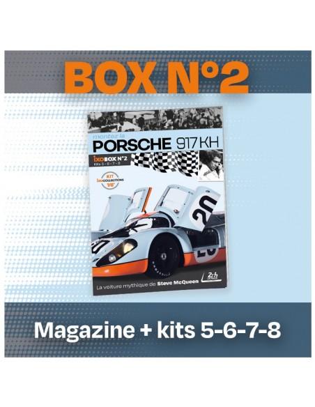 Box 2 - Porsche 917KH