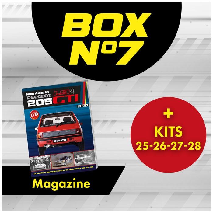 Peugeot 205 GTi BOX 7