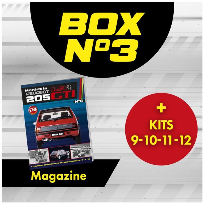 Peugeot 205 GTi BOX 3