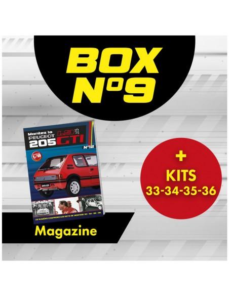 Peugeot 205 GTi BOX 9