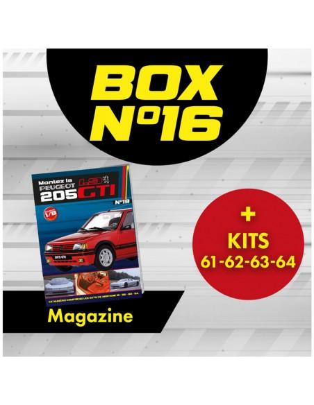 Peugeot 205 GTi BOX 16