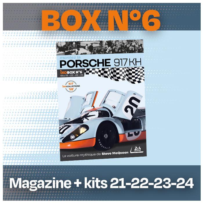 Porsche 917KH Box 6
