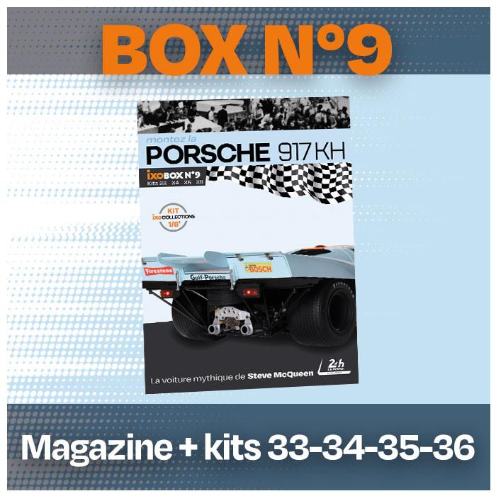 Porsche 917KH Box 9