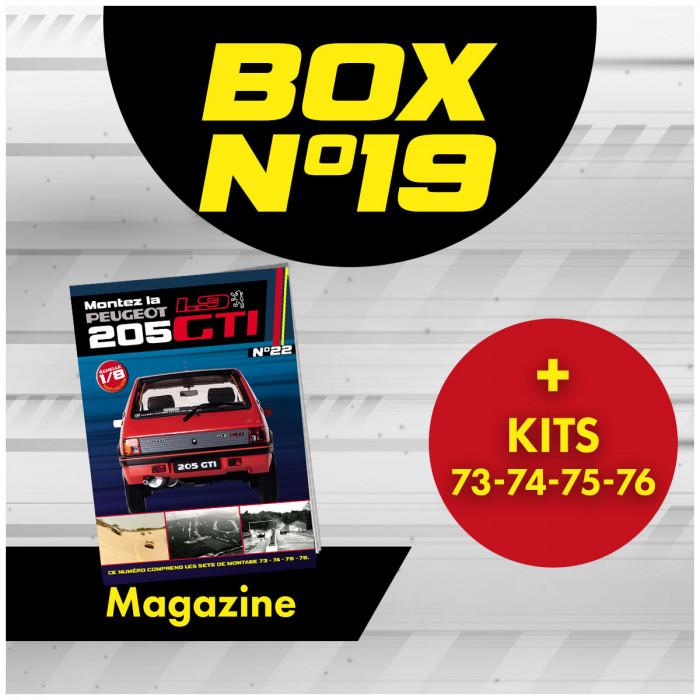 copy of Peugeot 205 GTi BOX 19