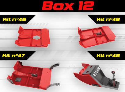 Peugeot 205 GTI 1.9 - Box 12